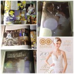 Wedding Essentials feature wedding of wedding of Ryan and Kristine Allas on page 150 by Getting Married Wedding Coordinators and Event Planners.  Check it out in this latest issue of WE magazine.