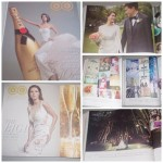 10th Yrs. Anniversary issue of Wedding Essentials Magazine features wedding of Tecson Chan and Joanna Lim as well as Glenn Pineda and Franchette Fondevilla